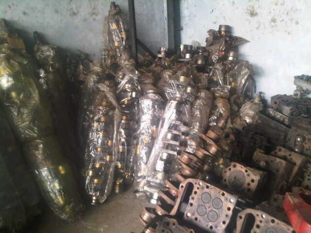 Foto: Crankshaft / Kruk As Untuk Engine Alat Berat , Truk, Genset