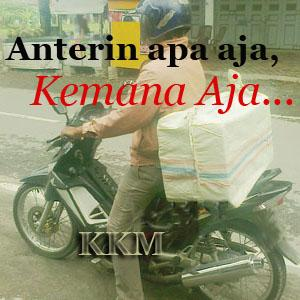 Foto: Jasa Kurir Di Medan, Kurir Kota Medan