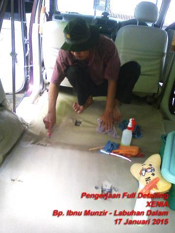 Foto: Salon Mobil Panggilan Bandar Lampung