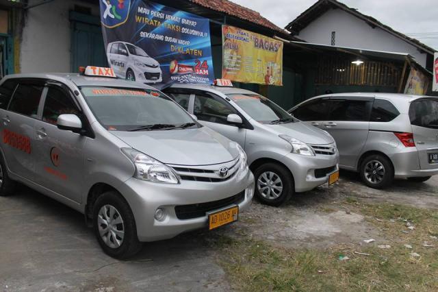 Foto: Taksi Klaten (wirarta Taksi)