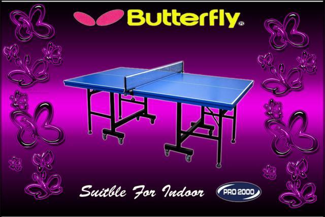 Foto: Jual Tenis Meja Pingpong Merk Butterfly