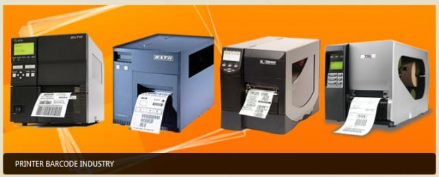 Foto: Label Barcode, Printer Barcode, Ribbon Barcode Dan Lain Lain