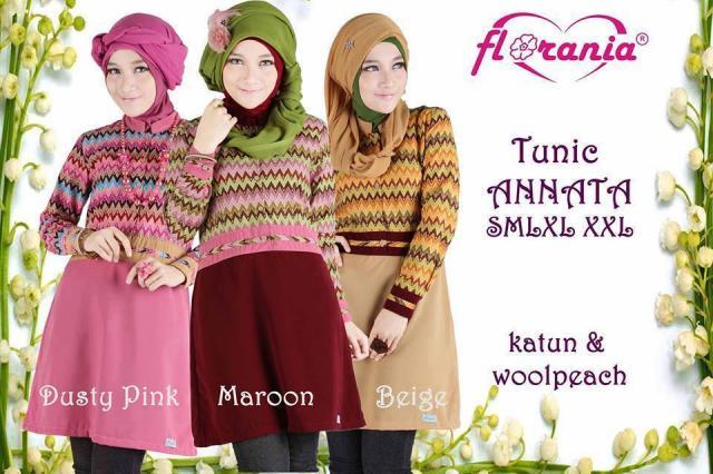 Foto: Jual Baju Muslim Dan Jilbab Branded Berbagai Merk