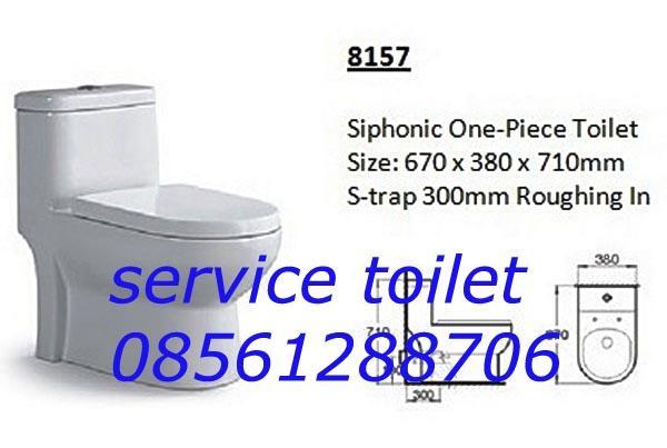 Foto: Service Toilet Jakarta