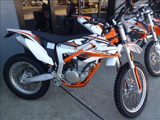 Foto: Motor Trail KTM 150cc