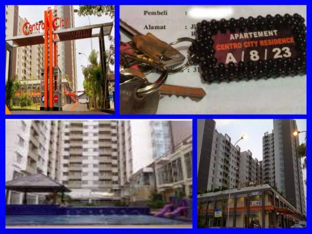 Foto: Hot Promo Terbatas Disewakan Apartemen Centro Jakarta Barat Strategis & Nyaman