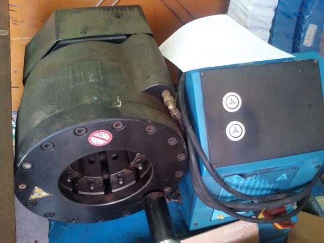 Foto: Dijual Mesin Press Hose Hydraulic P-32 Second