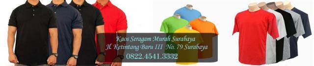Foto: Kaos Promosi Murah