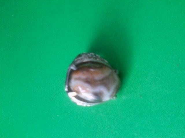 Foto: Batu Akik Gambar Keris