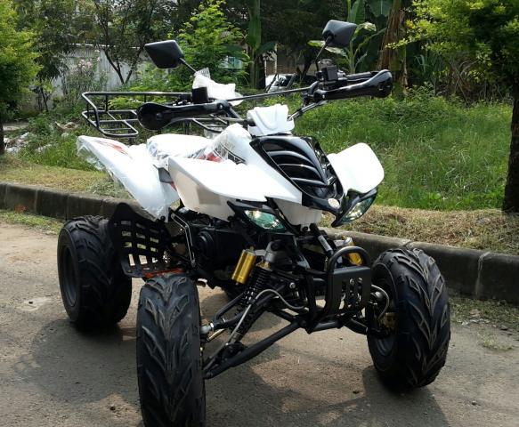 Foto: Motor ATV Bisa Bayar Di Tempat