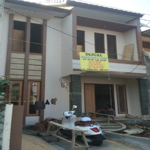 Foto: Siap Huni Perumahan Pondok Cipta Blok G No 193 Bintara Bekasi Barat Jawa Barat