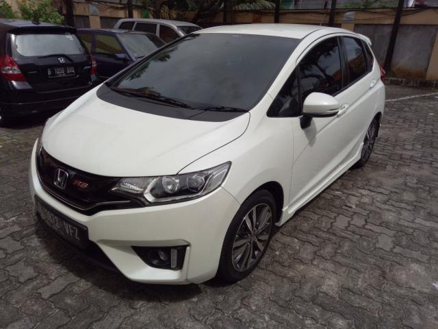 Foto: Honda Jazz RS A/T 2016