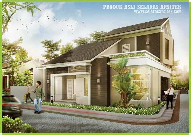 Foto: Jasa Desain Arsitek Rumah Minimalis