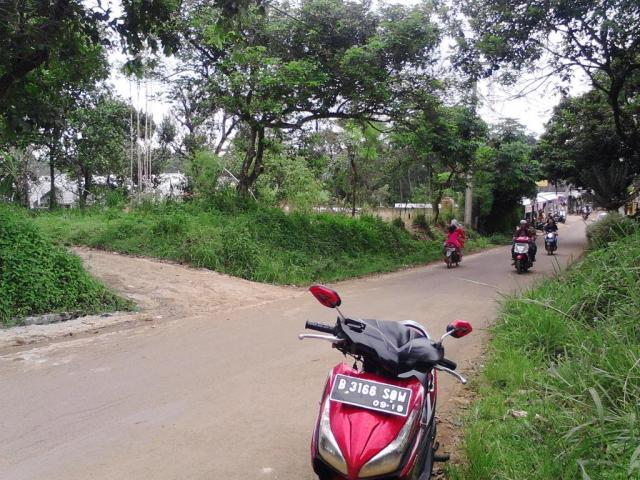 Foto: Tanah Kosong Bebas Banjir