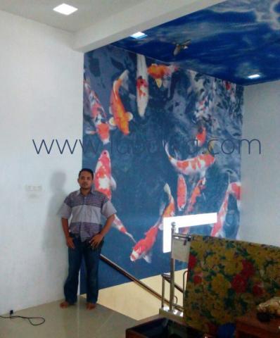 Foto: La Barka Wallpaper & Interior Ambarawa