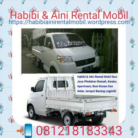 Foto: Jasa Pindahan Rumah Habibi Dan Aini Rental Mobil