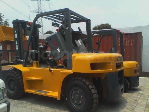 Foto: Jual Forklift Diesel Harga Murah Di Jawa Timur
