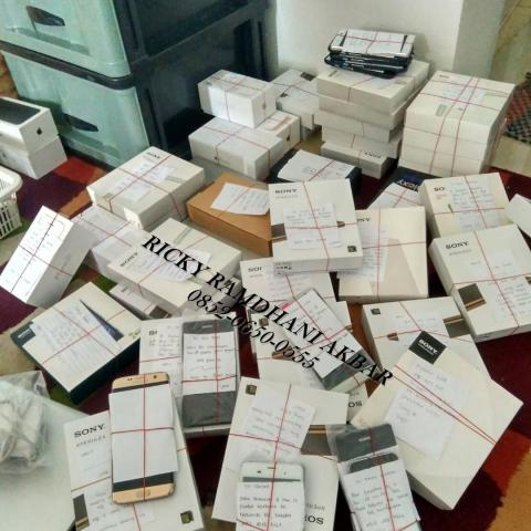Foto: Suppliers Handphone dan Elektronik Original Blackmarket Terpercaya Batam