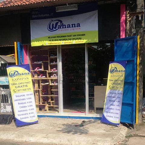 Foto: Bisnis Agen Wahana Logistik