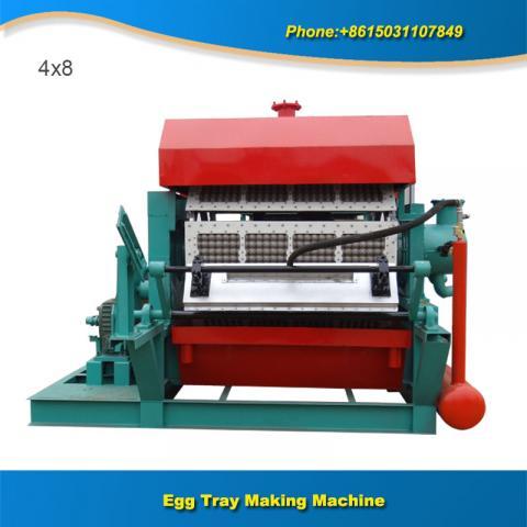 Foto: Mesin Pembuat Telur Tray Karton