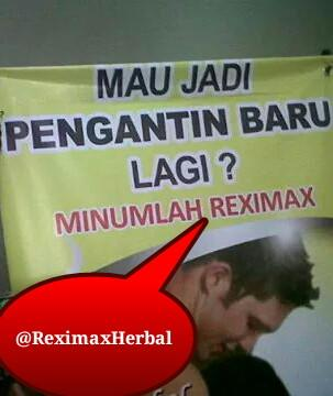 Foto: Kopi Herbal Perkasa Reximax